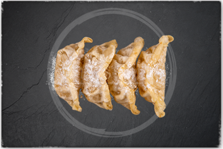 Foto NEW! Apple gyoza