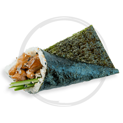 Foto Tuna Salad hand roll